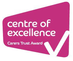 Carers Trust Award - Centre of excellence